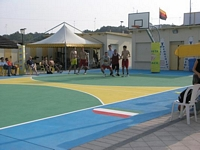 GIOCARE A BASKET » DIVERTIRSI AL PINETA BEACH