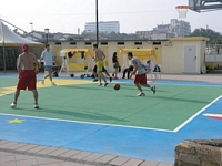 CAMPO DA BASKET » IL PINETA BEACH