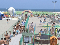 TORNEO BEACH TENNIS » DIVERTIRSI AL PINETA BEACH